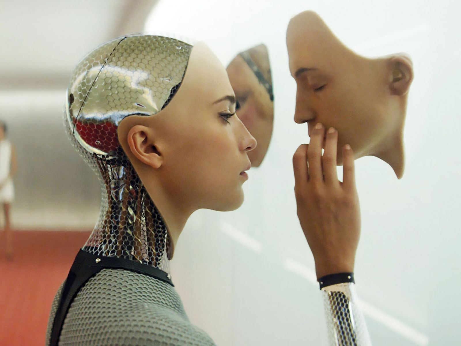 ex machina ending explained