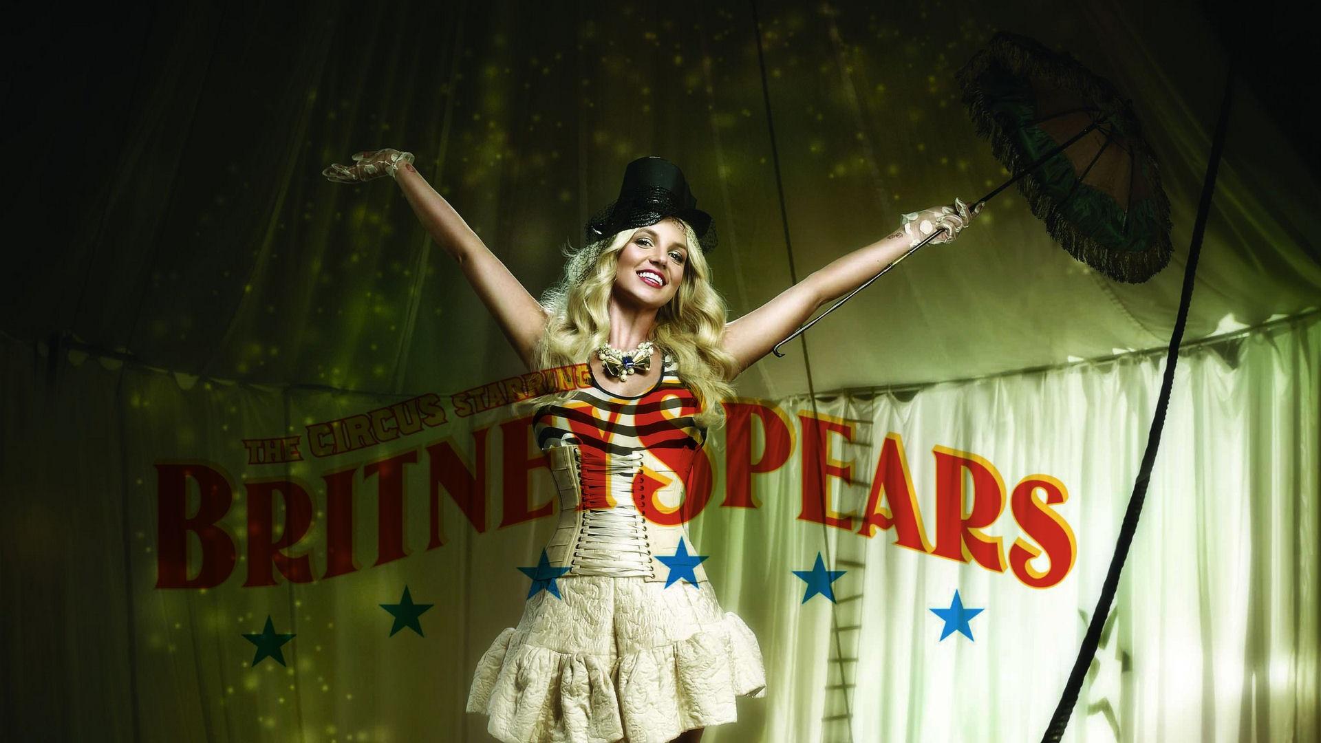 britney spears circus album