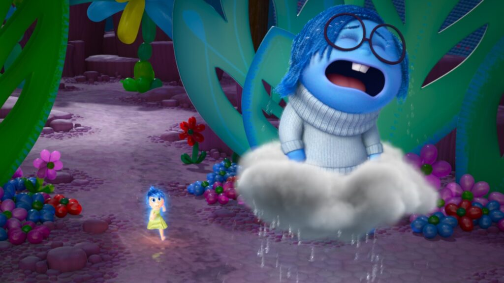 inside out 2015 movie importance of sadness