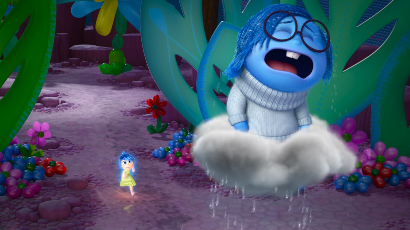 pixar inside out sadness