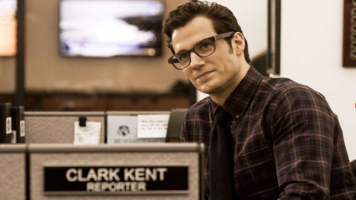 henry cavill clark kent batman v superman