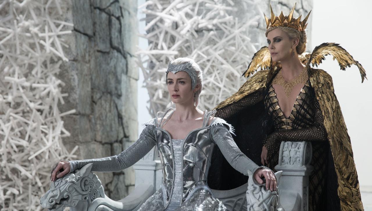 huntsman winters war ice queen