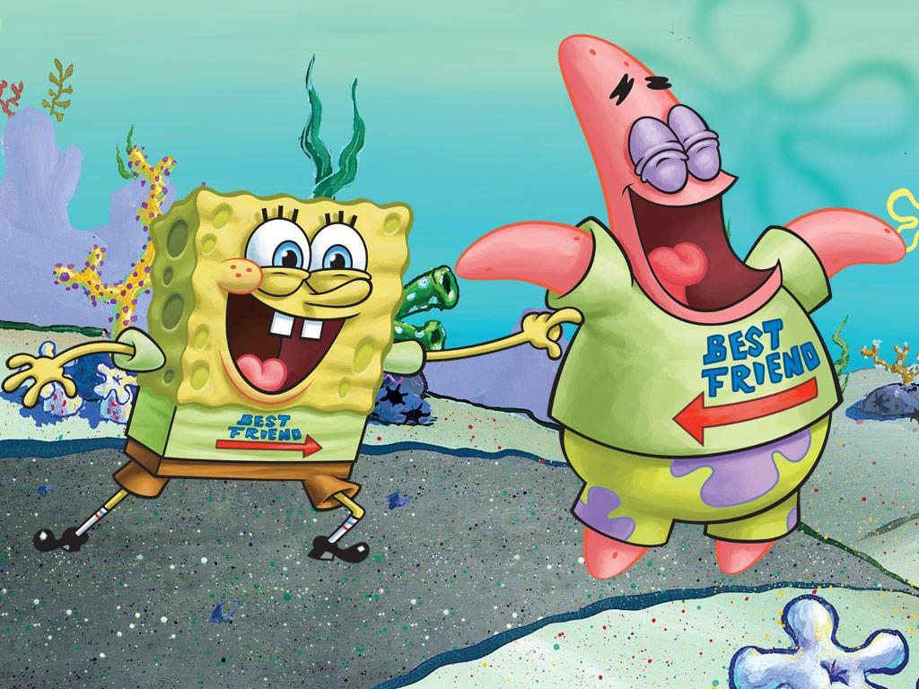 spongebob squarepants best friend