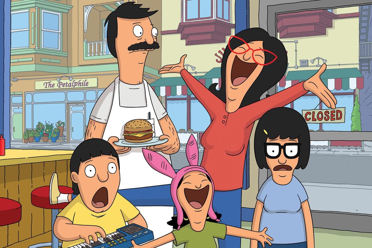 bob's burgers family