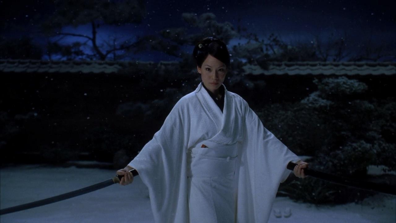 o-ren ishii kill bill vol.1 badass female