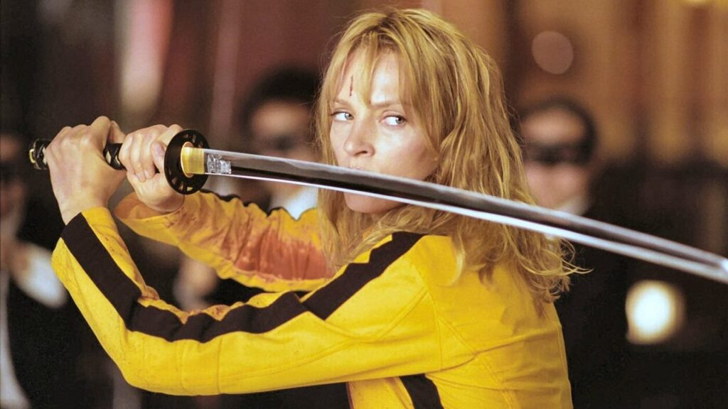 violence in kill bill vol. i