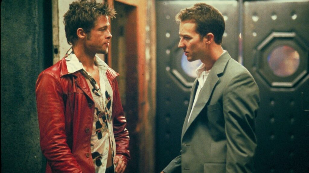 fight club 1999 films with plot twists