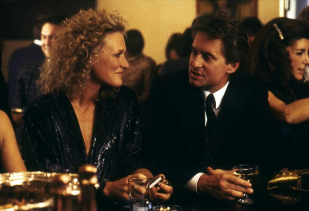 fatal attraction 1987 obsessive love