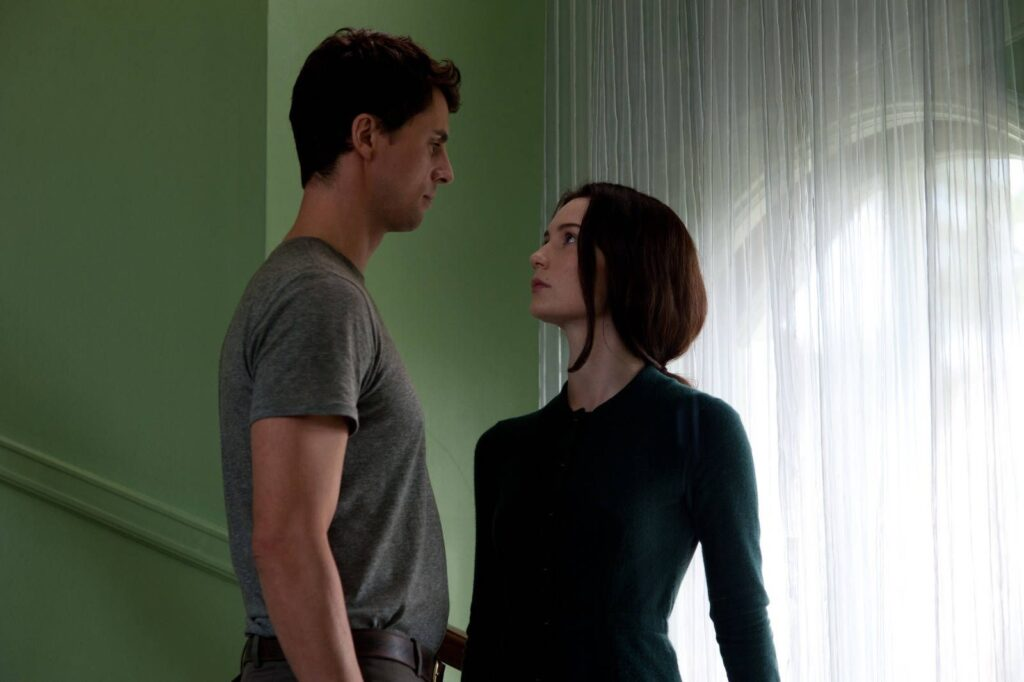 stoker (2013) india and charlie