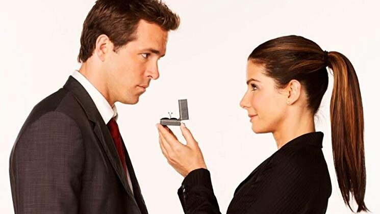 the proposal 2009 romantic comedies