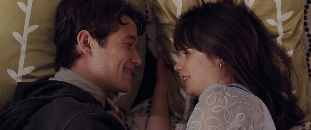 500 days of summer bed