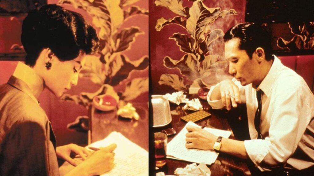 in the mood for love 2000 ending explained