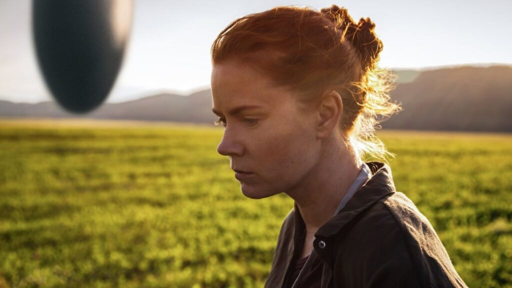 arrival 2016 louise banks