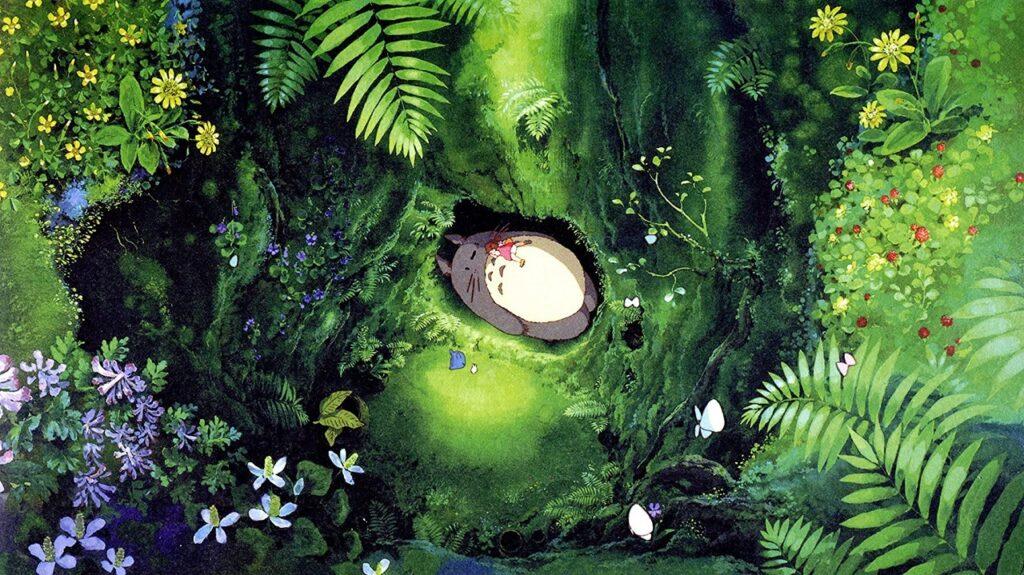 My Neighbor Totoro / Tonari no Totoro 1998 Hayao Miyazaki