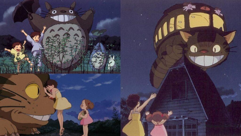 My Neighbor Totoro / Tonari no Totoro 1998 ending explained