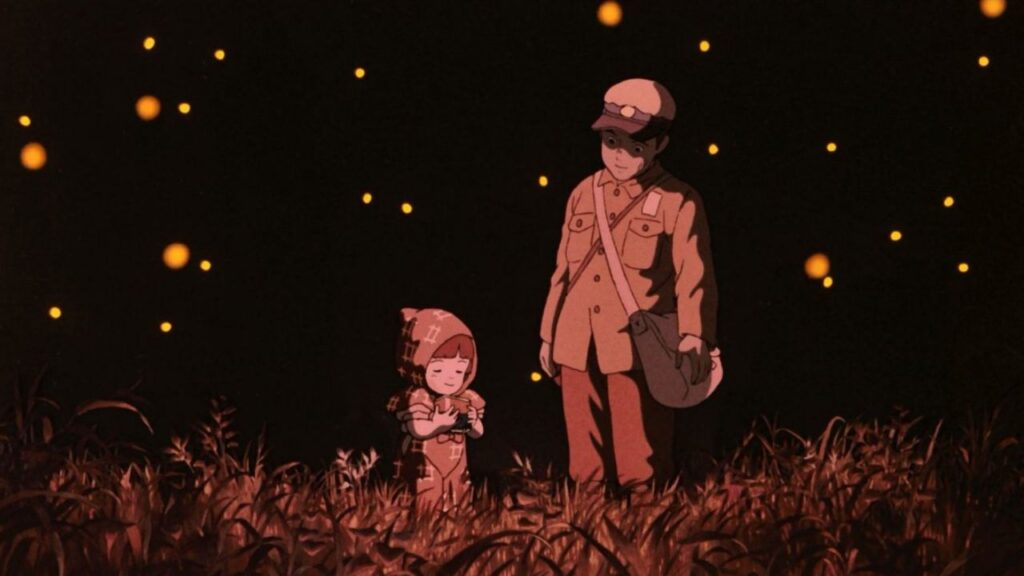 grave of the fireflies 1988 ending explained