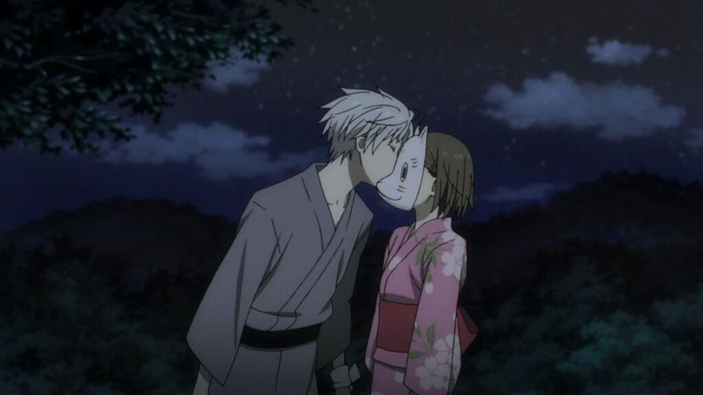 into the forest of fireflies' light hotarubi no mori e 2011 kiss
