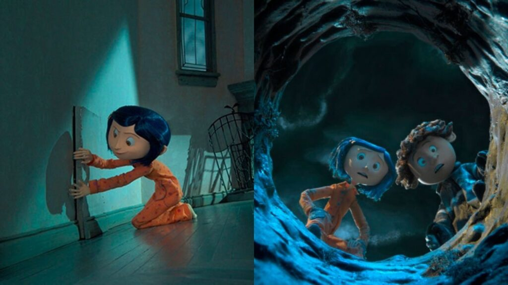 Coraline 2009 Movie Ending Explained The Odd Apple
