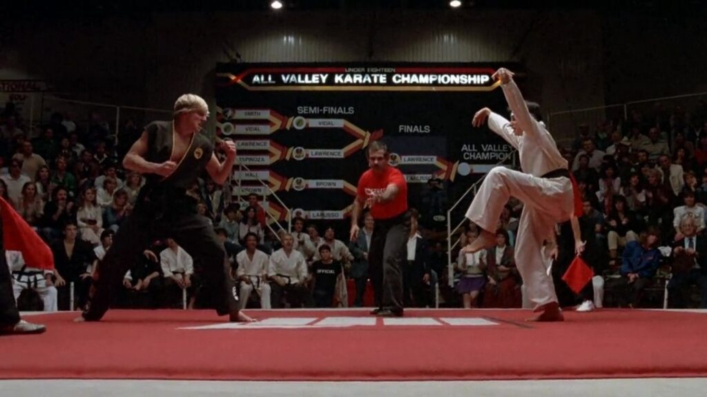 karate kid life lessons