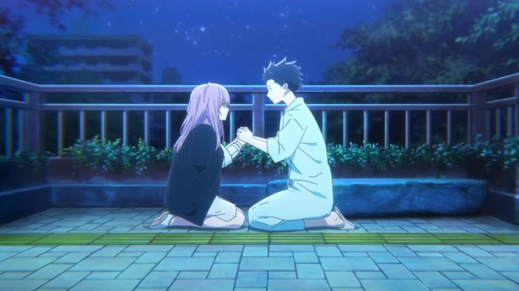 a silent voice / koe no katachi 2016 ending explained
